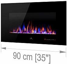 Noble Flame Vegas 900 Schwarz - Elektrokamin