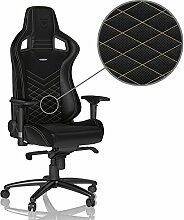 noblechairs EPIC Gaming Stuhl - schwarz/gold