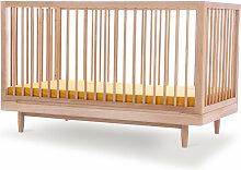 Nobodinoz Babybett ´´Pure´´ aus Eichenholz