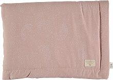 Nobodinoz Babydecke ´´Laponia´´ rosa aus