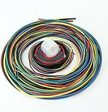NOBRAND 11 Grösse 6 Farben 55 m / Set Polyolefin
