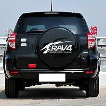 nobrand Auto Reflektierende Aufkleber, Rav4
