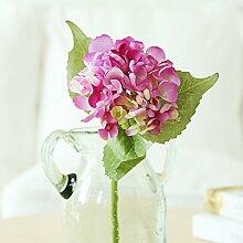 NOHOPE Continental emulation Blüte / 1 Zweig Deadlock, künstliche Blumen/Blumen Dekoration Wohnzimmer Seide playmate Kuns