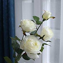 NOHOPE Die neue klassische Emulation Flower Lounge eingerichteten modernen und minimalistischen Dekoration Blumen