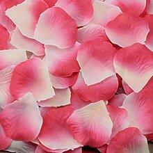 NOHOPE Emulation Rosenblüte (100 Stück) Ehen Zimmer Hochzeit Mode Accessoires Bewerber romantische Dekoration Muttertagsgeschenk