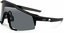 NOLLY Fahrradbrille Männer Reiten Brille Box