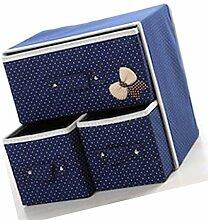 non-brand Aufbewahrungsbox Spielkiste Regalkorb