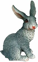 non-brand Homyl Kaninchen Tierfigur Hase
