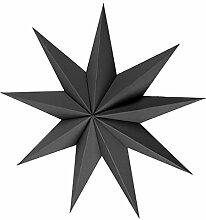 non-brand MagiDeal 9 Winkel Hängende Papierstern