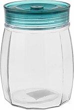 non-brand MagiDeal Lebensmittel Glas Vorratsdose