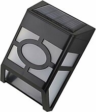 non-brand MagiDeal LED Solar Wandleuchte