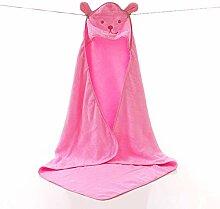 None/Brand Baby Handtuch Neugeborenes Bad Bequem
