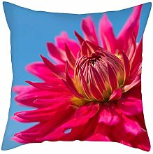 None brand Schöne Blumenkissenbezüge Blumenbild