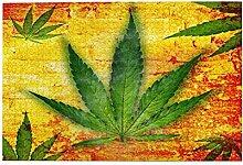 Nongmei Puzzles 1000 Teile,Junge Marihuana