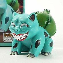 NoNo Anime Geschenke Pokemon Spielzeug Bulbasaur
