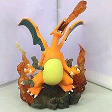 NoNo Anime Geschenke Pokemon Spielzeug Charizard