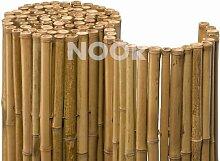 Noor Bambusmatte Deluxe Ø 24 mm 0,90x250 cm