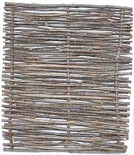 NOOR Haselnusszaun Somme 150 x 150 cm