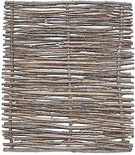 NOOR Haselnusszaun Somme 180 x 115 cm