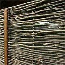 NOOR Haselnusszaun Somme 180 x 150 cm
