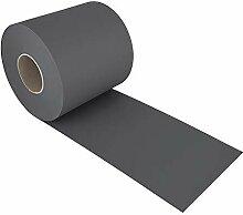 NOOR Zaunblende PVC Basic 450 g/m² Steingrau I