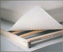 Noppenauflage Matratzen Schutz Unterlage atmungsaktiv und rutschfest Matratzenschoner 70x140 cm