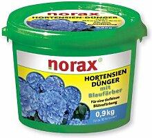 norax Hortensien-Dünger mit Tiefen-Blaufärber