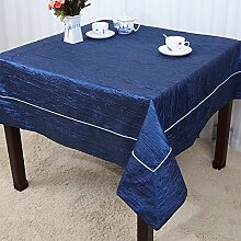 Nord-europäisches Tisch Tuch/Tischtuch/Vermeiden Sie Die Tischdecke Bügeln-B 140x190cm(55x75inch)