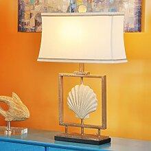 Nordeuropa,Amerikanischen,Östliches Mittelmeer Schreibtischlampe/Ländlichen,Kreative,Bett,Lesen Sie Dekorative Lampen/Schlafzimmer Wohnzimmerlampe-A
