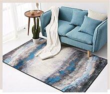 Nordic Carpet Einfache moderne Wohnzimmer Schlafzimmer Couchtisch Sofa Bedside Büro Rechteck Decke Teppich ( größe : 190cmX240cm )