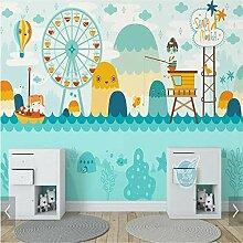 Nordic Carton Kinder Schlafzimmer Wasser Welt