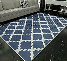 Nordic Creative Trend Teppich Modern Home Wohnzimmer Schlafzimmer Restaurant Sofa Teppich ( größe : 160*200cm )