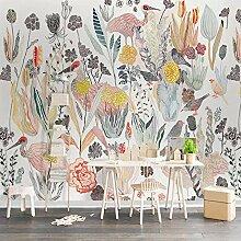 Nordic Custom Wandbild Tapete Tropische Pflanze