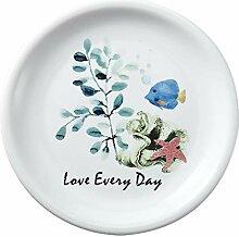 Nordic Kreative Cartoon Marine Keramikplatte