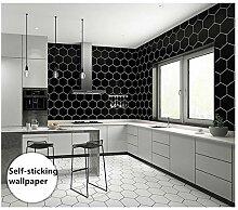 Nordic Selbstklebende Tapete für Küche
