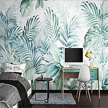 Nordic Wall Paper Home Decor Aquarell Tropische