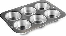 Nordic Ware Naturals Backform für Muffins,