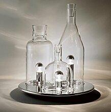 Nordische einfache und moderne Stabwein-Tabellen-Lampen-kreative Art- und Weiseschlafzimmer-Schlafzimmer-Nachttischlampen-Glaslampe