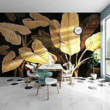 Nordische Handbemalte Südostasien Bananenblatt