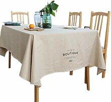 Nordische Tischdecke Tischdecke Aus Reiner