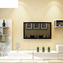 Nordischen IKEA Tapete/moderne minimalistische Tapeten/reine schlicht Wallpaper/Leinen-Tapete/Studienbüro Tapete-D