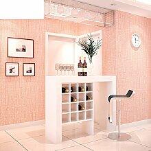 Nordischen IKEA Tapete/moderne minimalistische Tapeten/reine schlicht Wallpaper/Leinen-Tapete/Studienbüro Tapete-C
