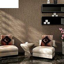 Nordischen IKEA Tapete/moderne minimalistische Tapeten/reine schlicht Wallpaper/Leinen-Tapete/Studienbüro Tapete-B