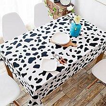 Nordischen Stil Restaurant Tischdecke Polyester