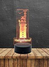 Nordlicht LED Lampe 3D Nachtlicht Stimmungslicht