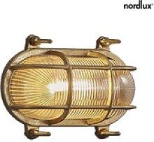 Nordlux Außenwandleuchte HELFORD, E27, IP64, Glas