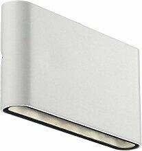 Nordlux LED Außenleuchte KINVER Wandleuchte, 6W