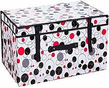 NORELL Dauerhaft Flatbox Aufbewahrungsbox mit
