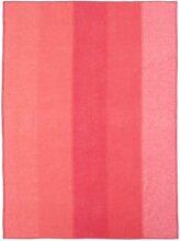 Normann Copenhagen 602424 Tint Wolldecke, Neusselandwolle, pink, 130 x 180 x 2 cm