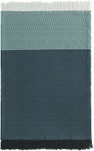 Normann Copenhagen Trace Teppich 140x195 Blau (l)